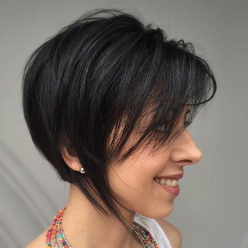 Short Thin Hair