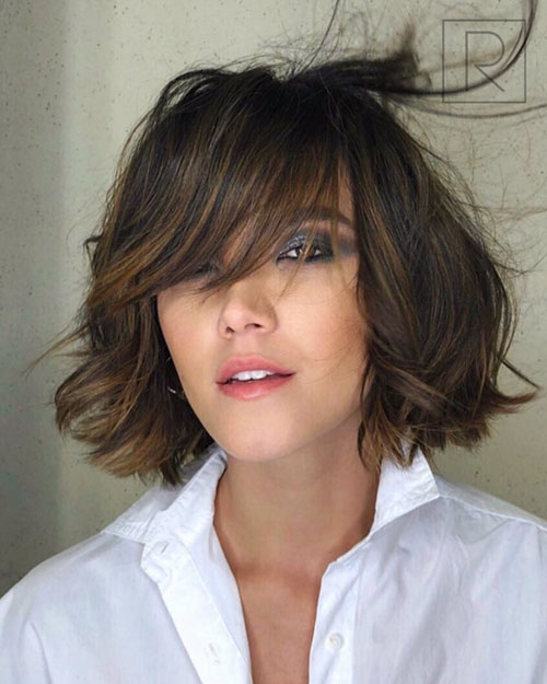 Short And Thick Hair