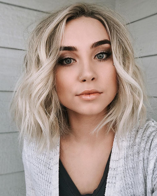 Pictures Of Short Thick Haircuts