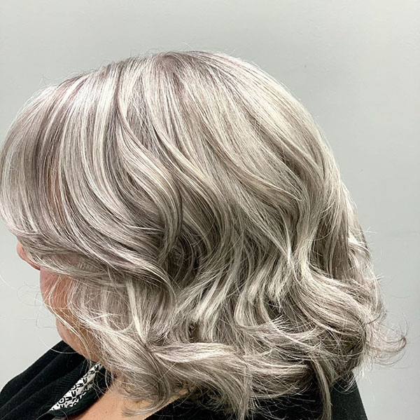 Mature Short Hair Ideas