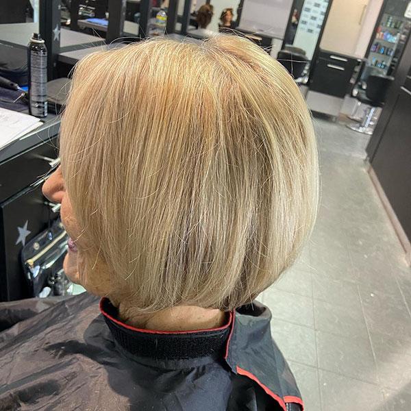 Mature Short Hair Pics