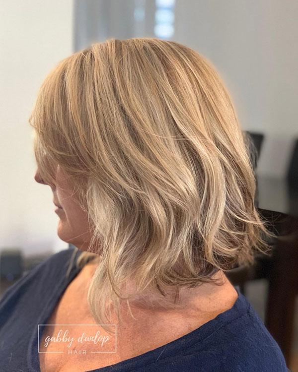 Mature Short Hairstyles