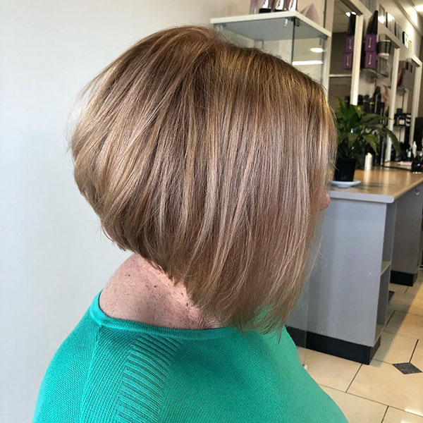 Mature Hairstyles For Short Hair