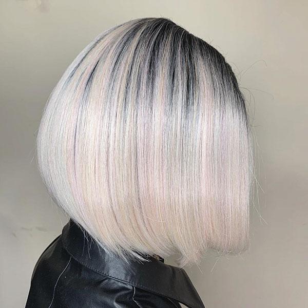 Hairstyles For Short Light Blonde Hair