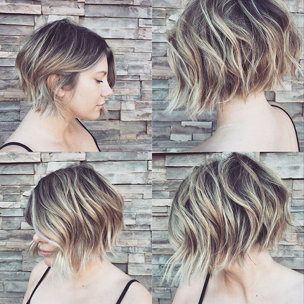 Short Haircut Ideas For Thick Hair
