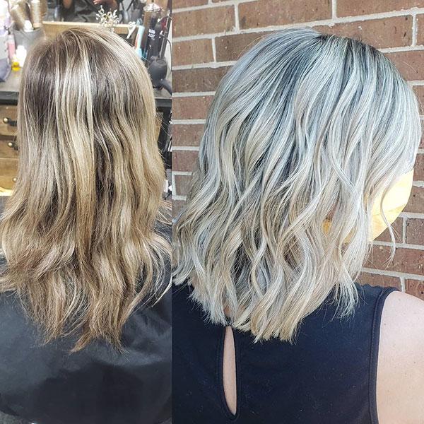 Simple Short Hairstyles