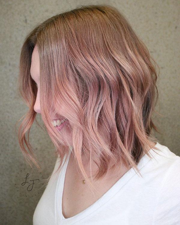 Pretty Hairstyle Short Hair
