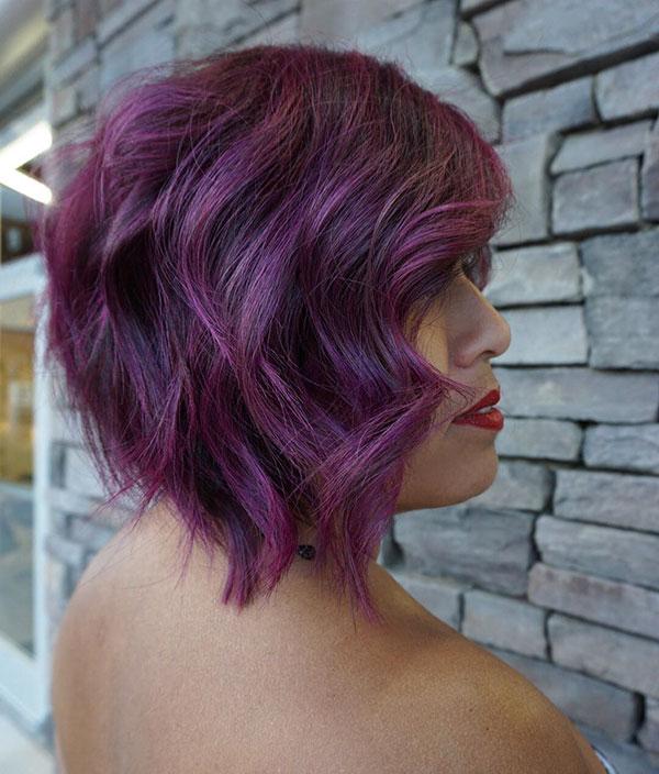 Pretty Hairdo For Short Hair