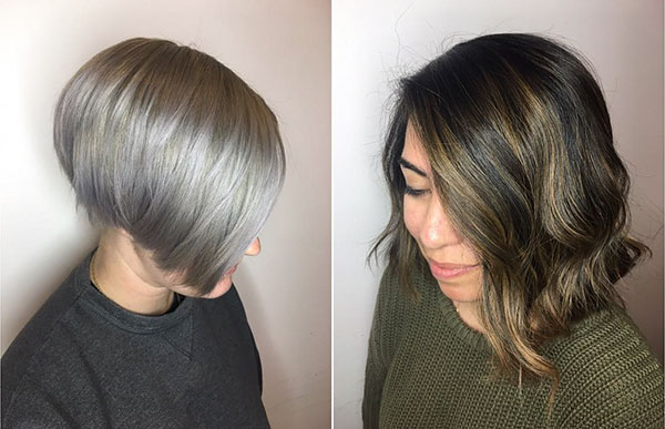 Short Haircuts For Platinum Hair