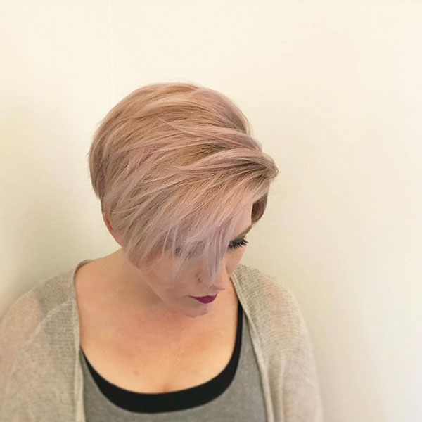 Examples Of Short Simple Hairstyles