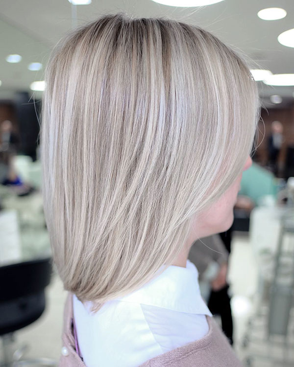 Short Simple Hairstyle Images
