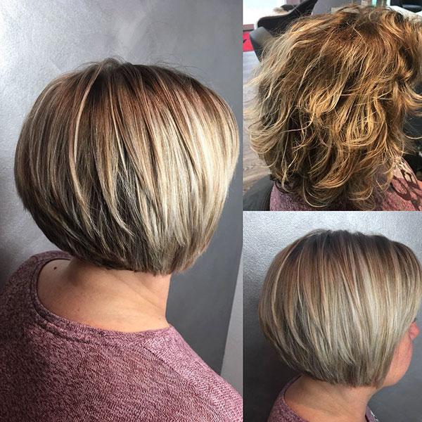 Simple Short Haircuts