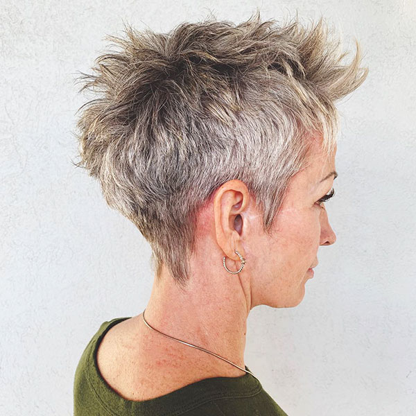 Pretty Short Hairstyles Women