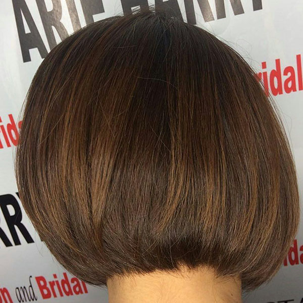 Images Of Short Brown Hair