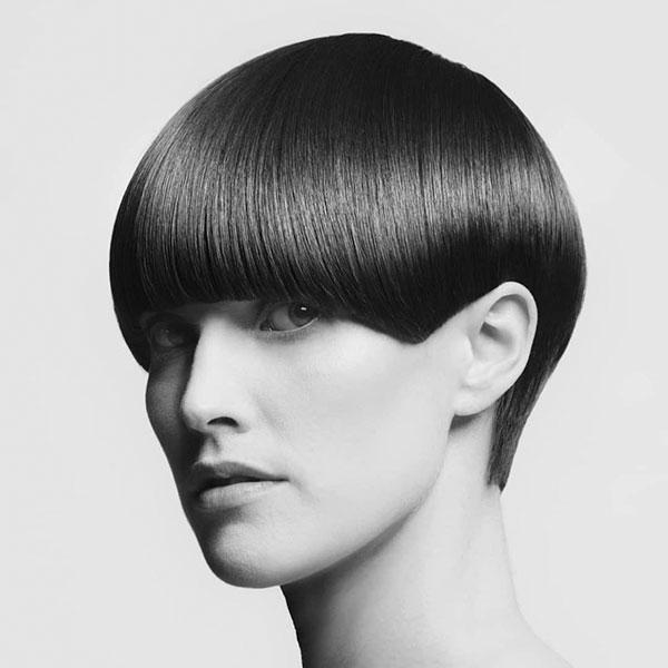Short Messy Hair Examples