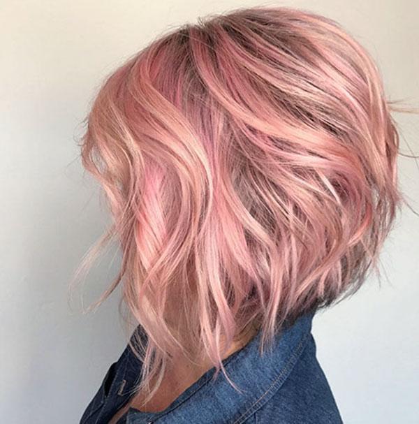 a bob hair