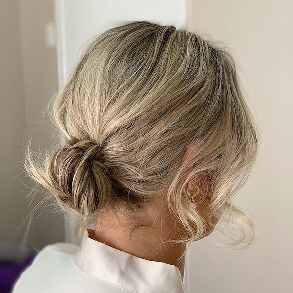 best hairstyles for short hair female