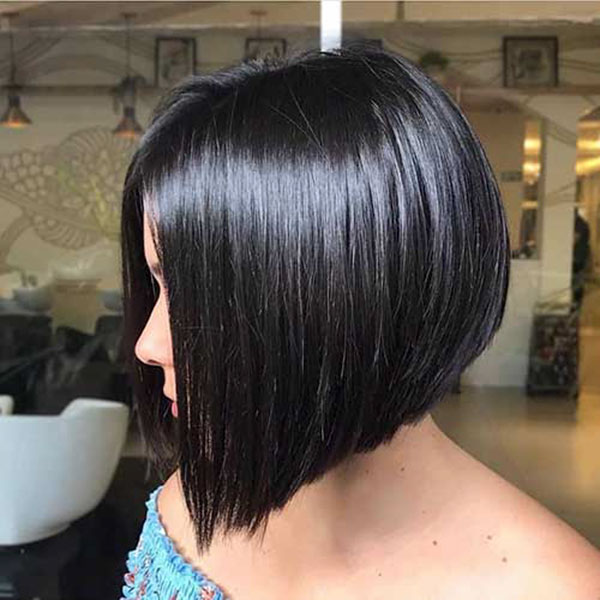 bob haircut image