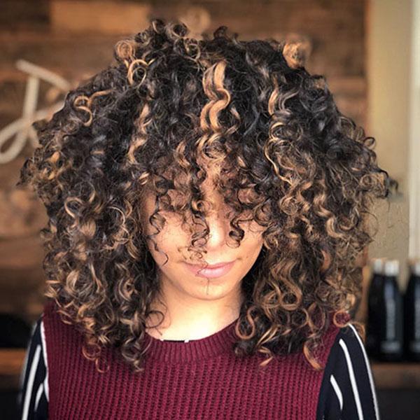 female bob hair