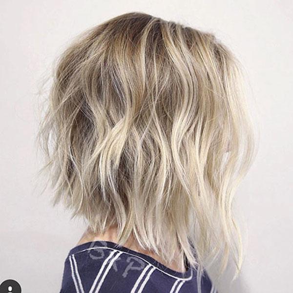 hair styles bobs short