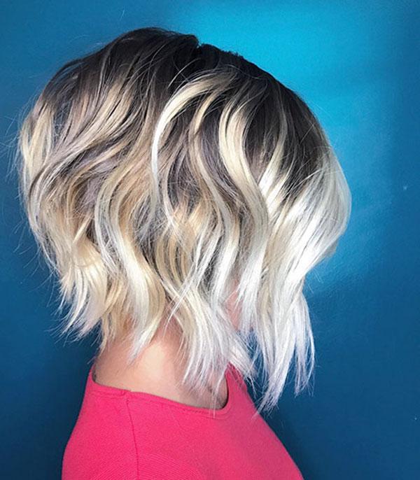 hair styles for bob cuts