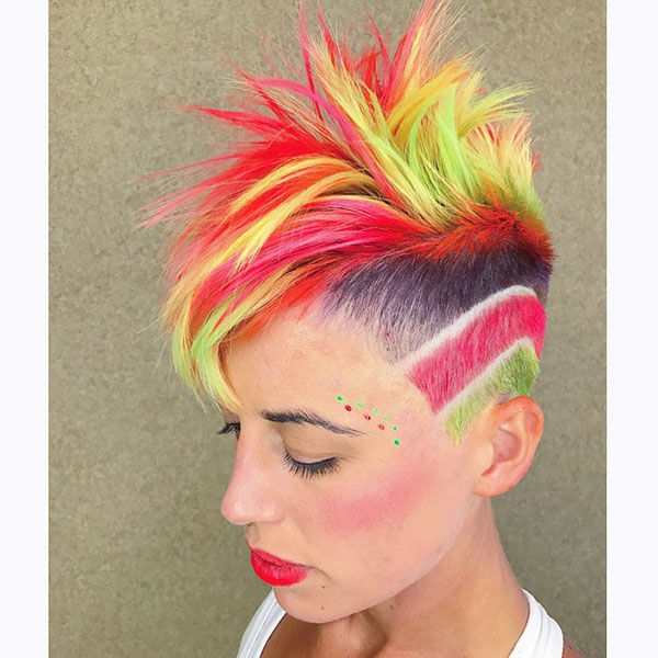 images of pixie hairstyles