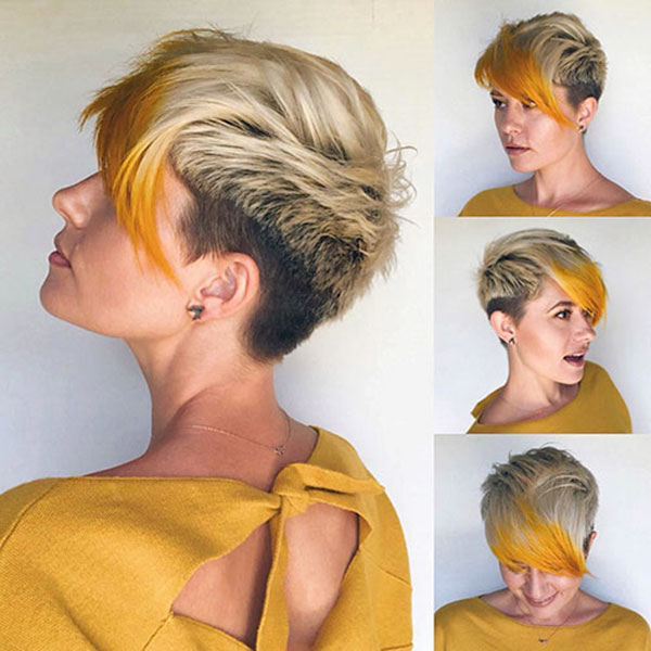 latest pixie cuts