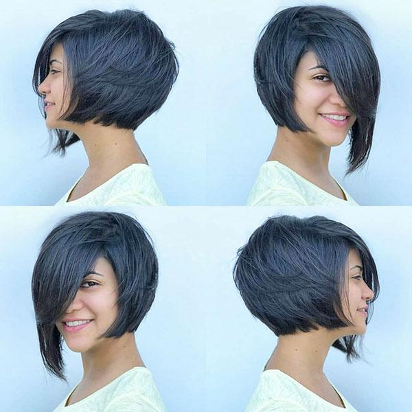 new short bob haircuts