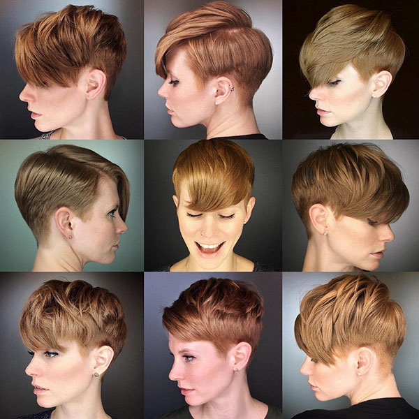 pixie haircut ideas