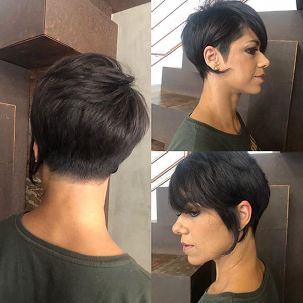 pixie hairstyle ideas