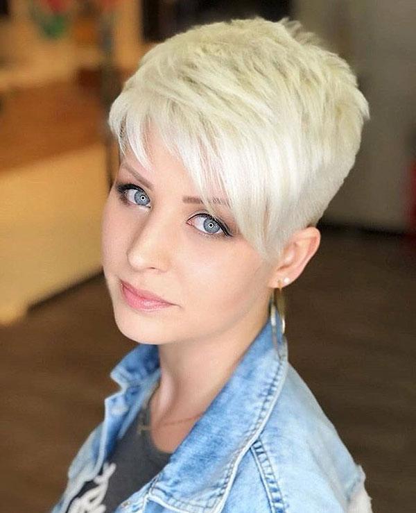 short hair 2021 women