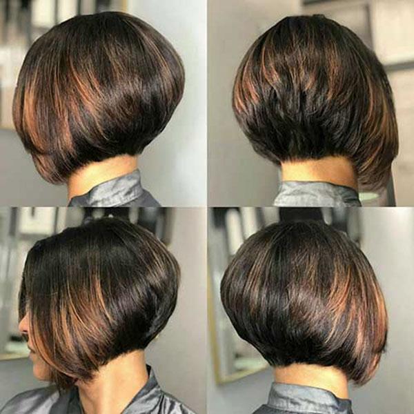 short hairstyles bob style