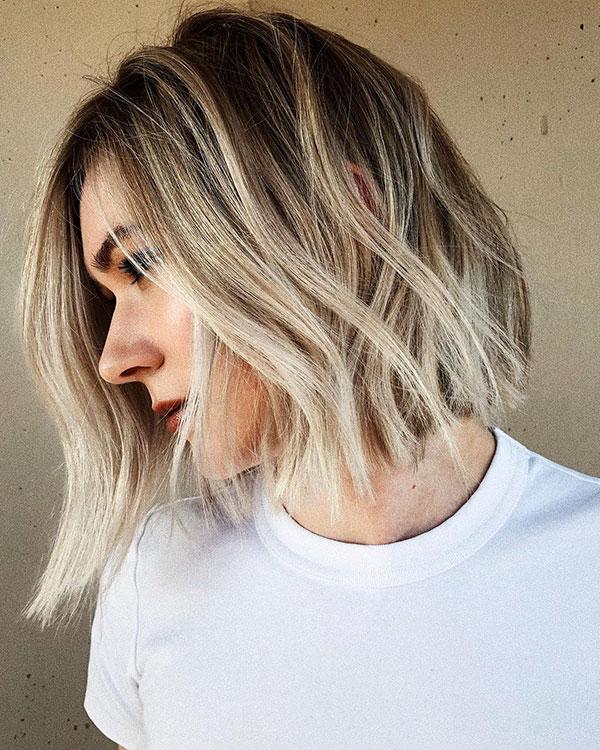 short short bob hairstyles