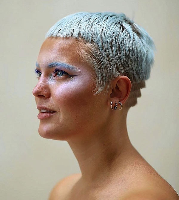super pixie cut