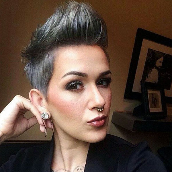 top pixie haircuts