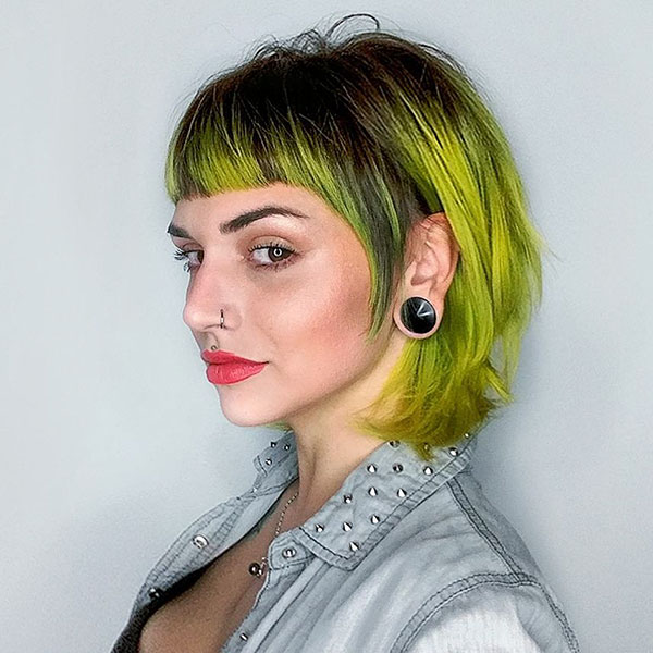 trendy short hairstyles for 2021